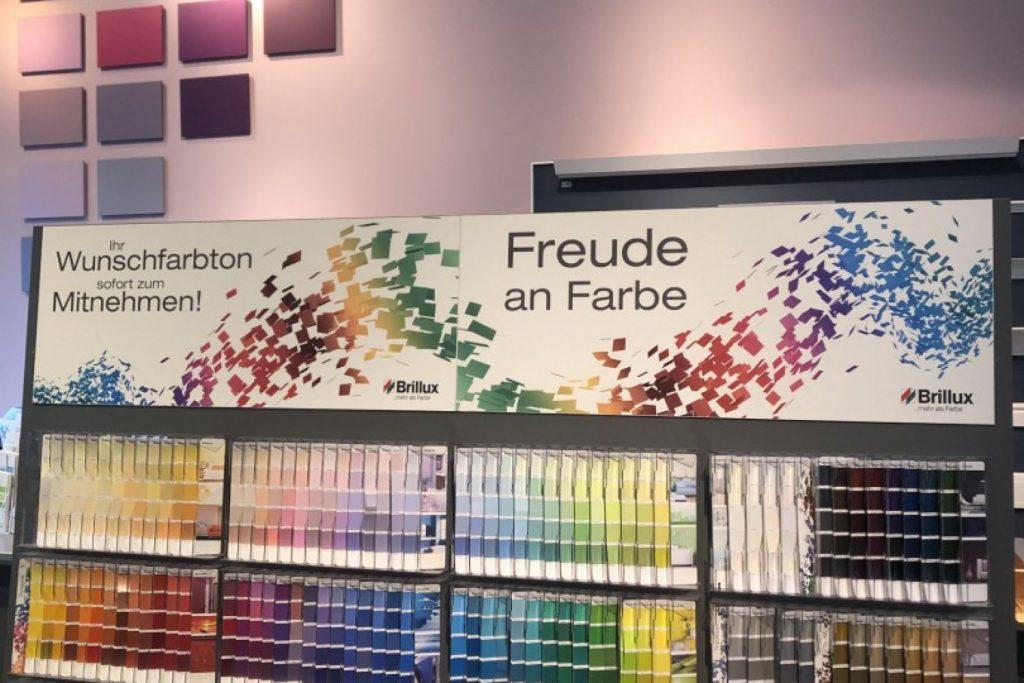 Falls ihr noch Farbe braucht?! – Farblieferungen für Ihr Projekt in Gütersloh!