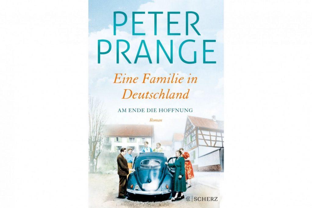 Zweite Lesung von Erfolgsautor Peter Prange
