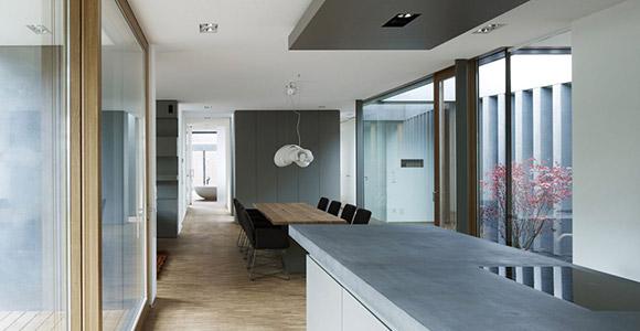 Einfach modern – Wohnhaus in Marienfeld.